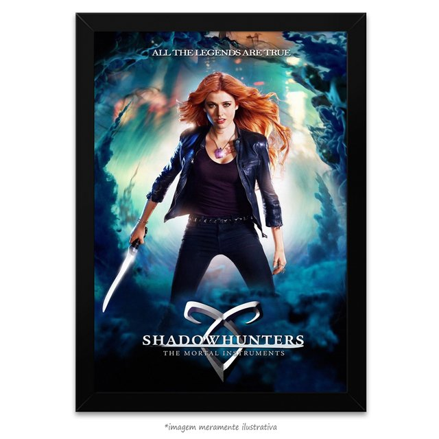 Poster Shadowhunter - comprar online
