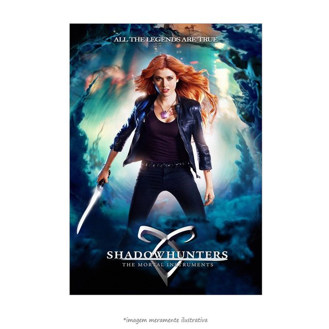 Poster Shadowhunter - QueroPosters.com