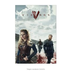 Poster Vikings - QueroPosters.com