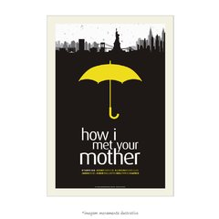 Poster How I Met Your Mother - QueroPosters.com