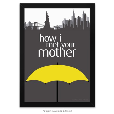 Poster How I Met Your Mother