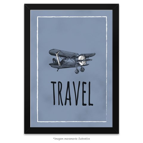Poster Travel