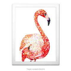 Poster Flamingo Dots na internet