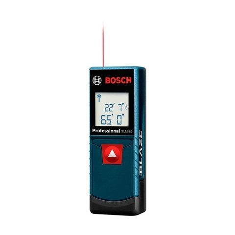 Trena a Laser GLM 20 Professional Bosch