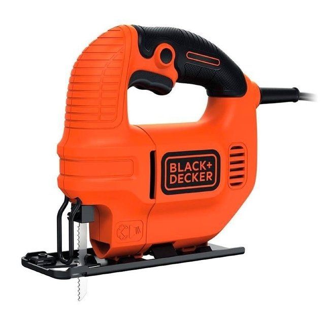 Serra Tico Tico 420W KS501 Black & Decker