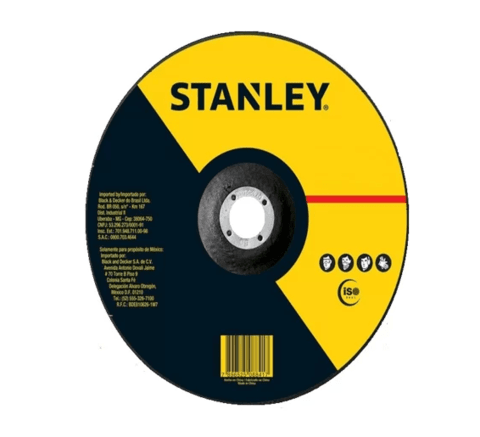 Disco Abrasivo Metal 7 X 1/8 X 7/8 Sta0411f Stanley
