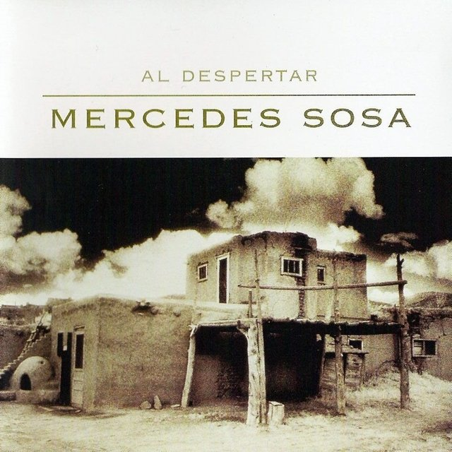 CD - Mercedes Sosa - Al despertar