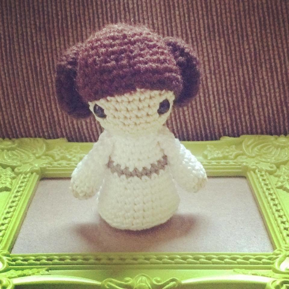Chewbacca de Crochet Amigurumi Star Wars no Elo7   Koki Amigurumi ...   960x960