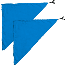 Swing Flag Triangular Azul claro - Vendido por par