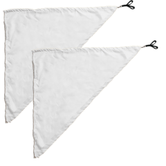 Swing Flag Triangular Branco - Vendido por par