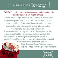 Carta Individual por Correo Simple en internet