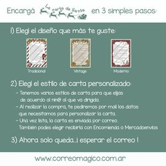 Carta Individual por Correo Simple
