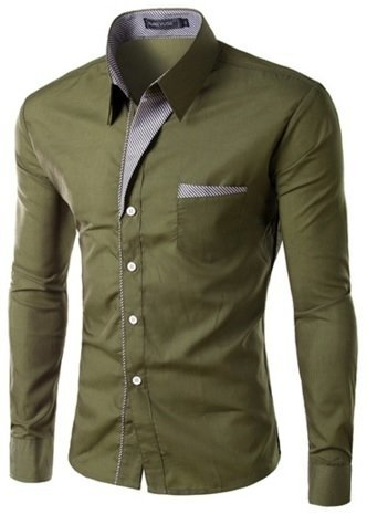 Camisa Social Slim Fit na internet