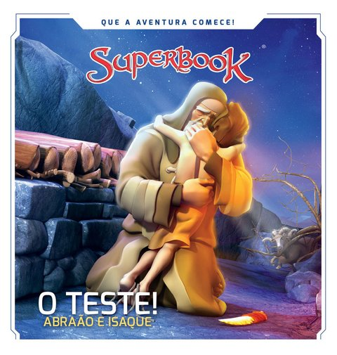 DVD SUPERBOOK - Episódio