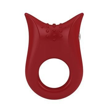 OVO B2 VIBRATING RING RED - Instinto Placer