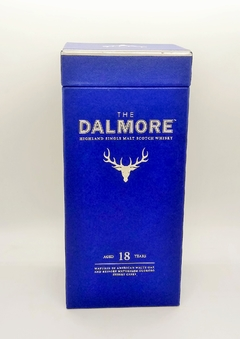 The Dalmore - Single Malt Whisky - Aged 18 years - comprar online