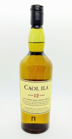 Caol Ila Single Malt Whisky 12 años x 750 cc. - comprar online