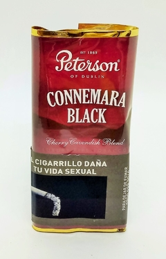 Tabaco para pipa Peterson Connemara Black