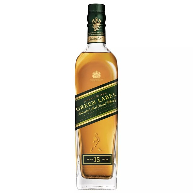 Johnnie Walker Green Label. 750ml