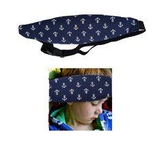 Faixa de Segurança Soneca Azul âncoras