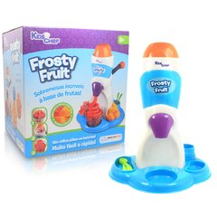 Fabrica de Sobremesas Brinquedo Kids Chef Frosty Fruit - Multikids