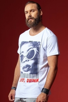 CAMISETA ENJOY DRINK