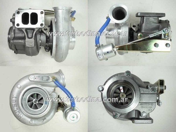TURBO HOLSET  1732E 1832E 1932E - 2632E