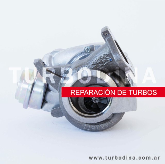 Turbo Garrett Mercedes Benz Sprinter 411 2.2-4L - Reparación