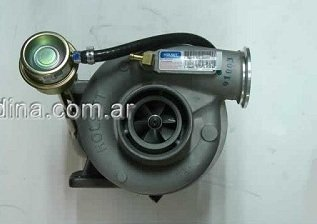 TURBO HOLSET  CARGO 915