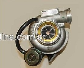 TURBO HOLSET  CARGO 1317E-1517E-1717E - MT13