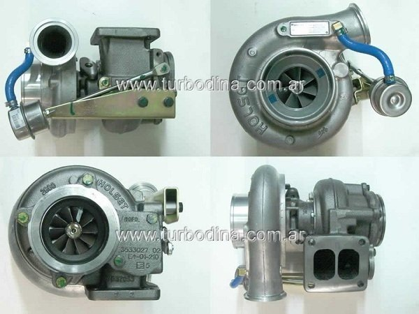 TURBO HOLSET  17220