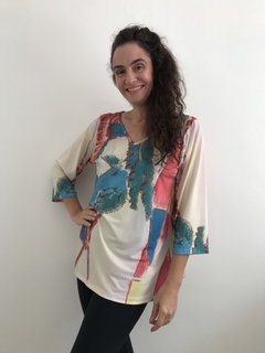 Blusa 3/4 Jersey Moinho  - buy online