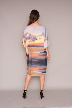 Vestido T Jersey Sunset on internet