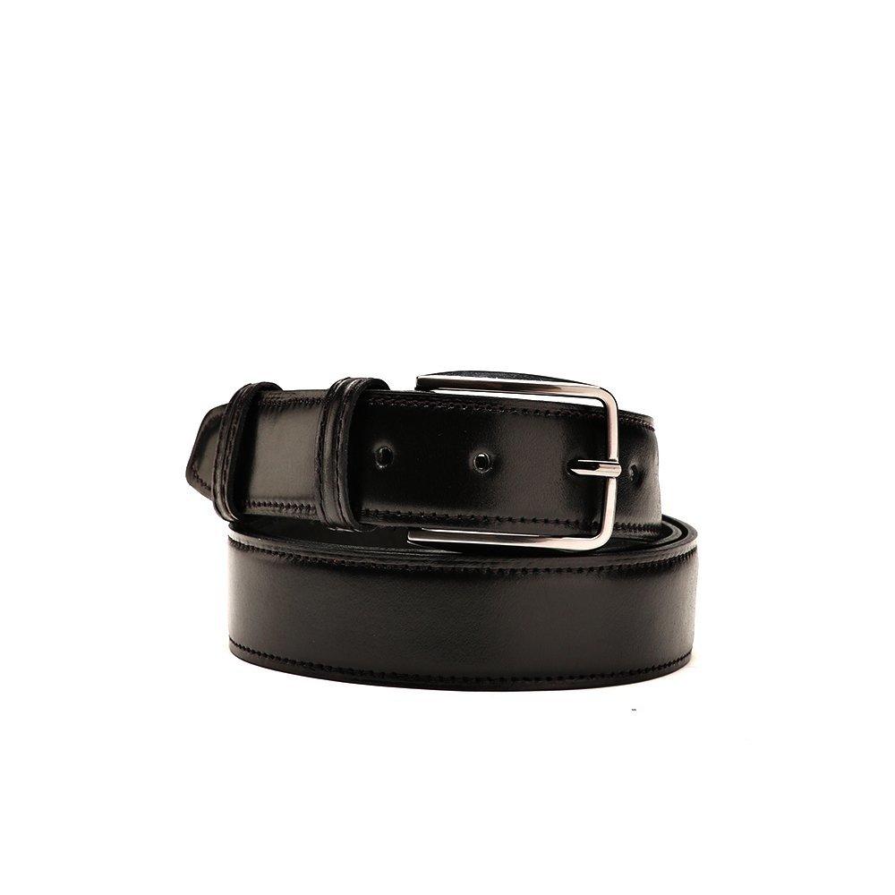 Cinturón clásico negro 04607707e3ea