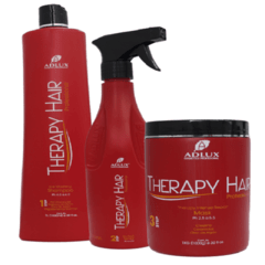 KIT THERAPY HAIR PROFISSIONAL (3 passos)
