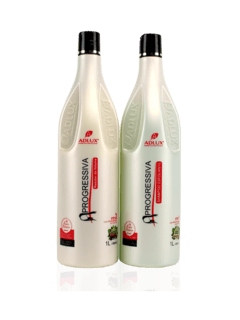 KIT PROGRESSIVA (1 shampoo antiresíduo e 1 redutor)