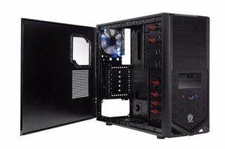GABINETE THERMALTAKE V4 BLACK EDITION 600W GAMER GTIA