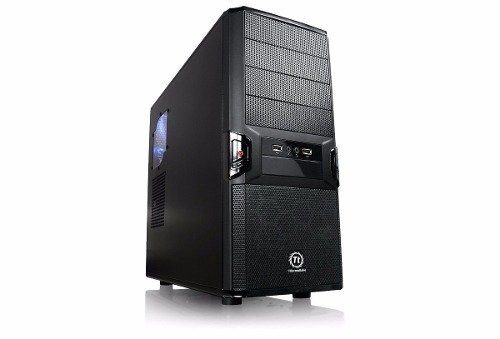 GABINETE THERMALTAKE V3 BLACK EDITION 450W GAMER GTIA