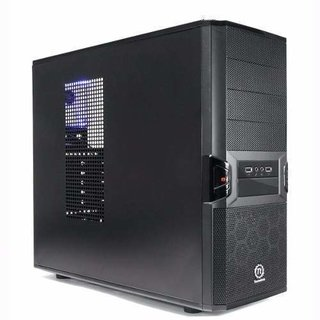 GABINETE THERMALTAKE V3 BLACK EDITION 450W GAMER GTIA en internet