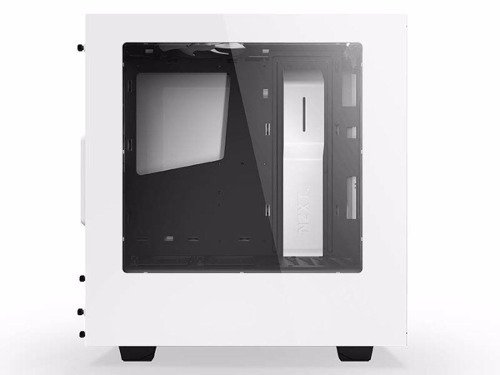 GABINETE NZXT S340 BLANCO USB 3.0 FAN 120 X 2 GAMER en internet
