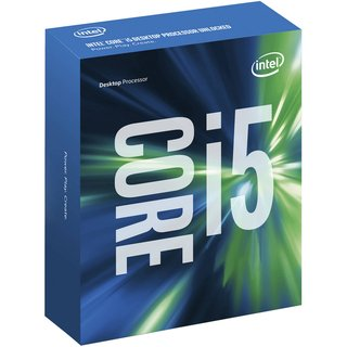 PROCESADOR INTEL CORE I5 1151 6400 2.7 GHZ GAMER GTIA