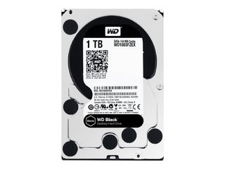 DISCO RIGIDO 1TB 7200 SATA WD BLACK EDITION