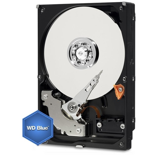 DISCO RIGIDO HDD 1 TB 7200 SATA3 WD BLUE 64MB GARANTIA en internet