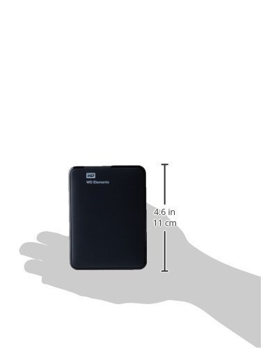 DISCO RIGIDO EXTERNO 2TB WD ELEMENT 3.0 USB