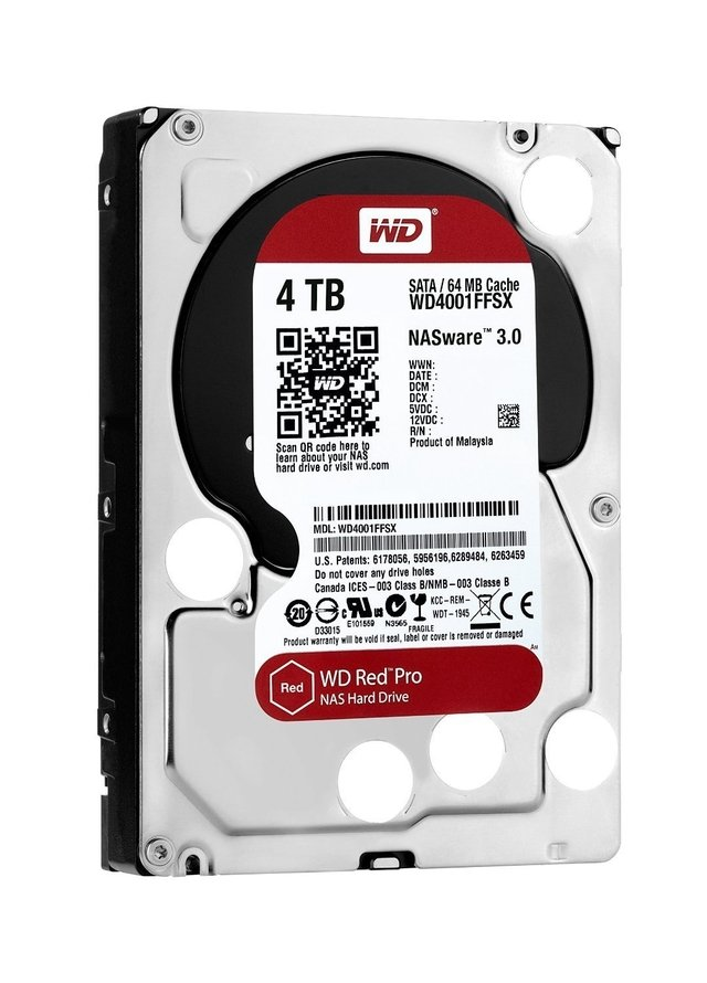 DISCO RIGIDO HDD 6 TB 5400 SATA WD RED EDITIONGARANTIA