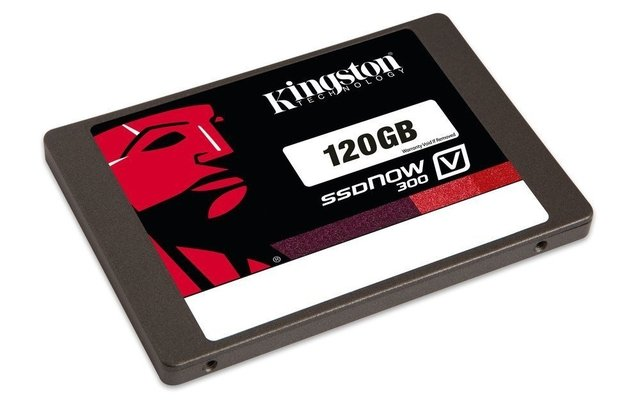 DISCO RIGIDO SOLIDO SSD KINGSTON V300 120GB SATA3 GTIA - Exxa Store