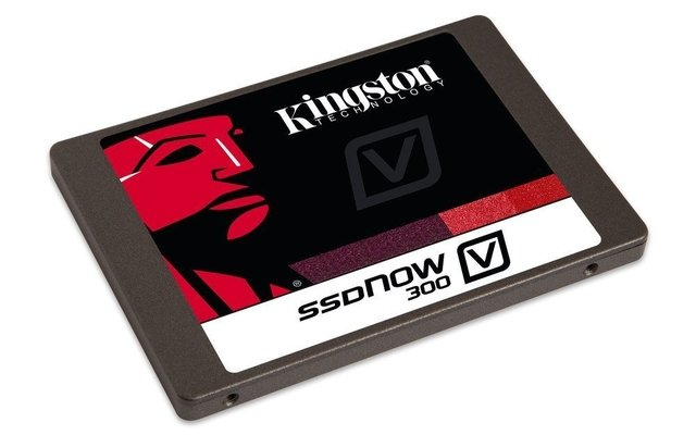 DISCO RIGIDO SOLIDO SSD KINGSTON V300 120GB SATA3 GTIA - comprar online