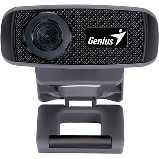 WEBCAM GENIUS CAMARA WEB FACECAM 1000X V2 HD 720P C/ MICRÓF