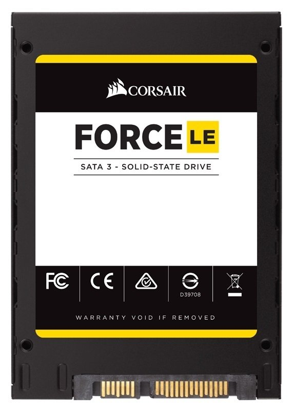DISCO SOLIDO SSD 480GB CORSAIR FORCE LE en internet