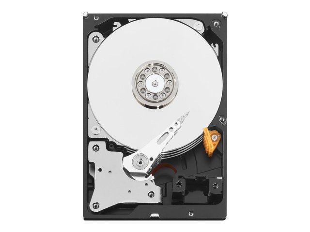 DISCO RIGIDO HDD 4 TB 5400 SATA WD RED EDITION GTIA - Exxa Store